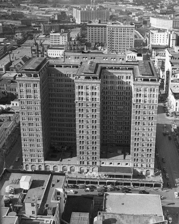 Rice Hotel, Houston, Texas 1940