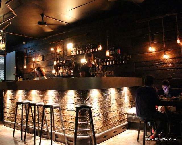 Ze Pickle - a gorgeous place to chill out with a craft beer and delish burger, Burleigh Heads.