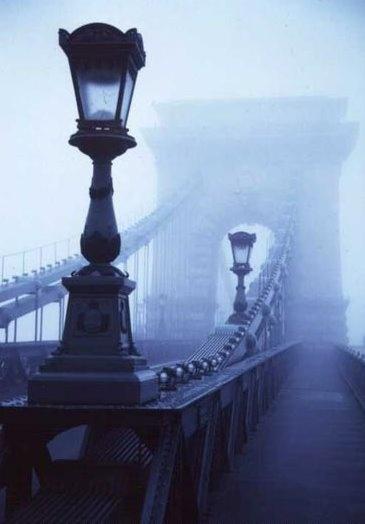 chains bridge, budapest