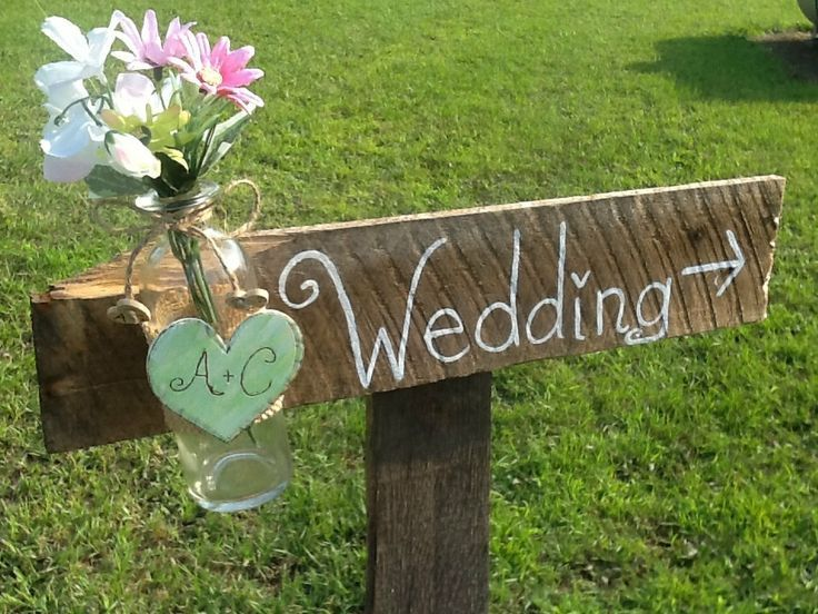 mint rustic wedding | Mint green Rustic wedding directional sign country by PineNsign, $30 ...