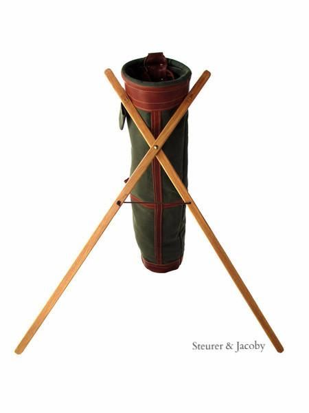 Hickory Golf Style Bag Stand