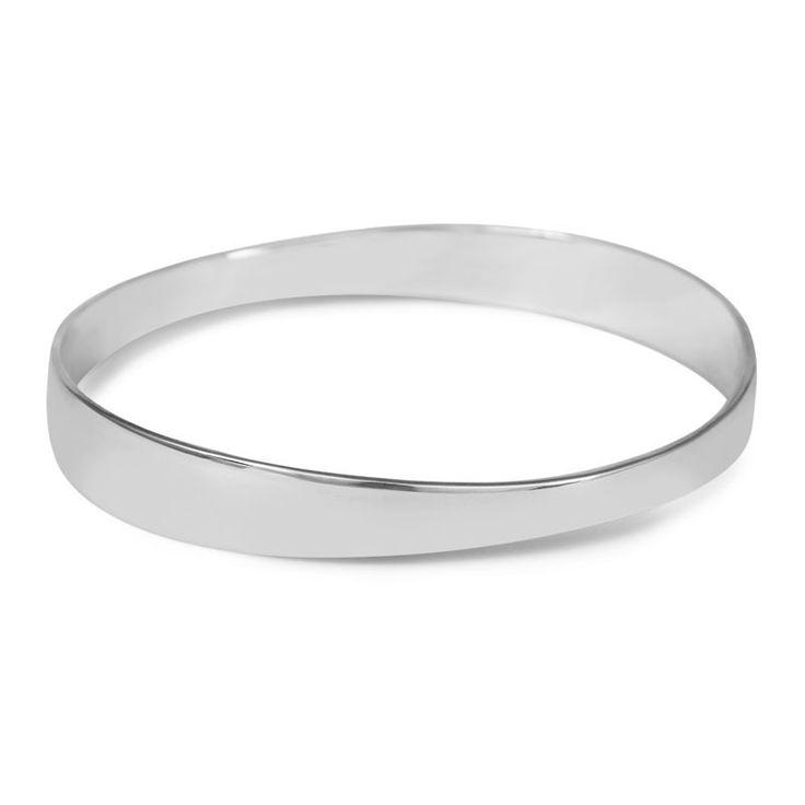 Fairtrade Crescent Bangle