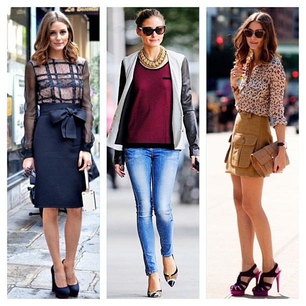 Olivia Palermo - @style_space- #webstagram | Pretty II ...