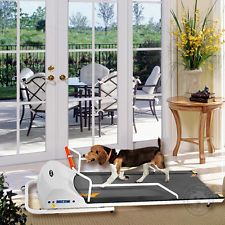 www.Petpossibilities.com is currently on sale including dog treadmill. Check our different designs for different dog sizes at https://www.petpossibilities.com/collections/dog-treadmills save $$$