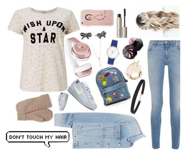 """CONTEST ENTRY!: Tweenagers!"" by far2awesome4u ❤ liked on Polyvore featuring Maison Scotch, Givenchy, Beats by Dr. Dre, rag & bone, NIKE, Humble Chic, EF Collection, Marc Jacobs, BIBI VAN DER VELDEN and Eos"