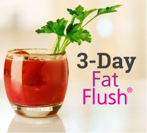 Anne Louise Guittelman's 3-Day Fat Flush Plan ♥ The 3-Day Fat Flush November 7, 2014 3-Day Fat Flush Plan can help to correct a broken metabolism, ward off insulin resistance, reduce inflammation and give your system a mini-cleanse for a fresh start to the holiday season!