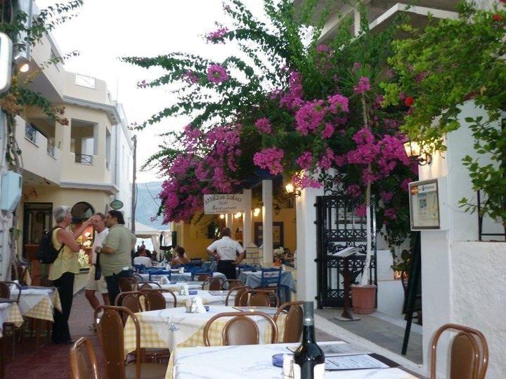 Mike's Restaurant, Pigadia
