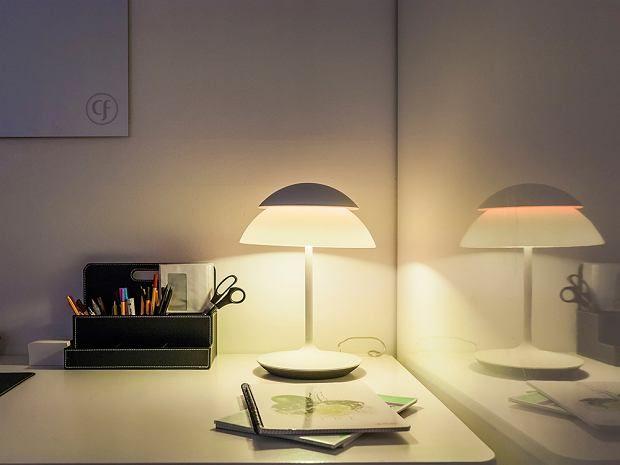 Lampka stołowa od Philipsa