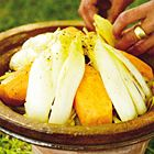 Een heerlijk recept: Tajine met kalfsvlees witlof en zoete aardappelen