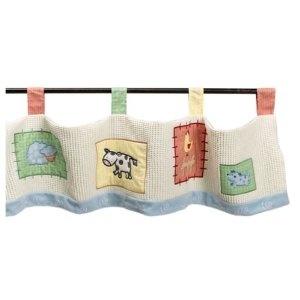 Barnyard Valance (Baby Product)  http://www.amazon.com/dp/B00005C1BX/?tag=beddingset0f-20  B00005C1BX