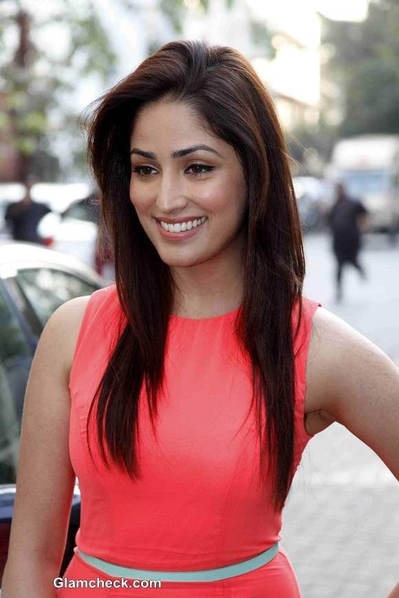 Image result for Yami Gautam hair