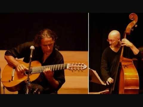 Pent-Up House - Alkis Kaloumenos, guitar & Soren Lyng Hansen, double bass
