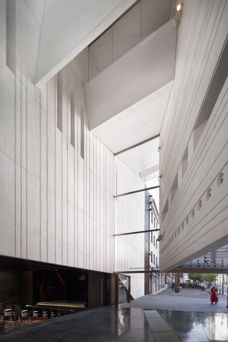 MX_SI architectural studio, Pedro Pegenaute · Federico