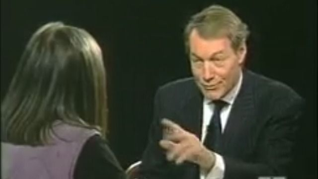 VIDEO: 2003 Charlie Rose Interview with Amy Goodman About Iraq War Protests | Democracy Now!  10 Years ago, Amy was one of those in the media that got it right.