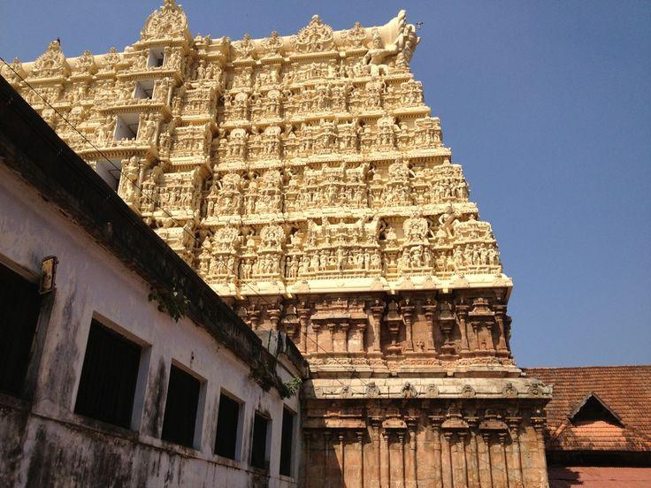 Sree Padmanabhaswamy Temple in Thiruvananthapuram, Kerala