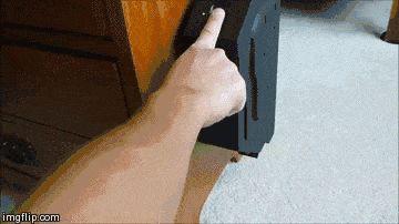 Gun safe is Interesting