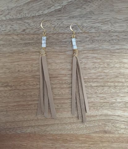 Raven & Riley - The Tejon in Beige // @shopravenandriley on Instagram #ravenandriley #boho #jewelry
