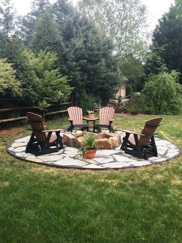 20 Tolle Outdoor Feuerstelle Ideen Zum Ausprobieren In