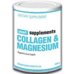 comprar COLAGENO Y MAGNESIO 350GR SMARTSUPPLEMENTS