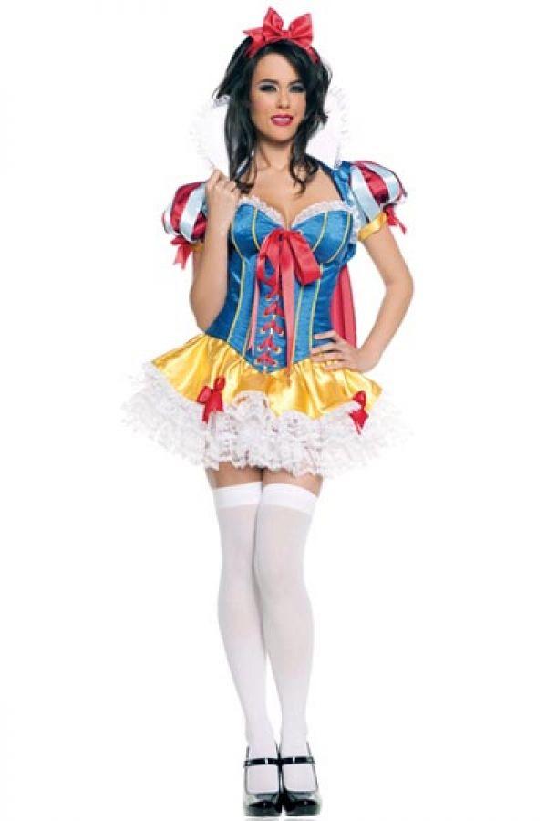 ハロウィン☆パーティ衣装☆コスチューム☆コスプレ☆白雪姫YY1414