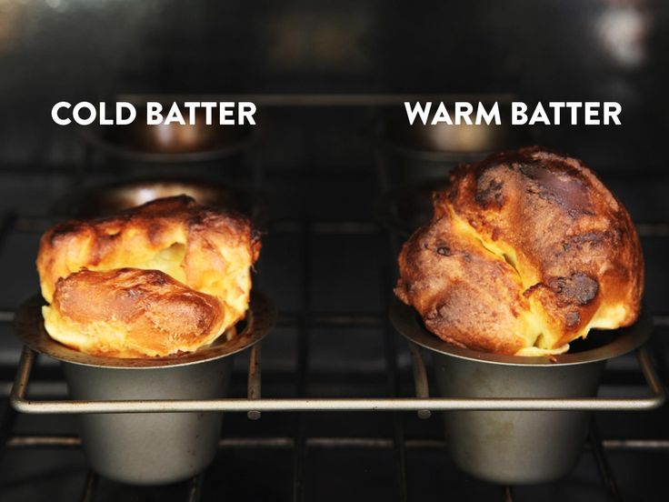 The Food Lab: The Science of the Best Yorkshire Puddings | Yorkshire puddings are the savory British equivalent of American popovers, and Kenji tests about a million different ways to make them.