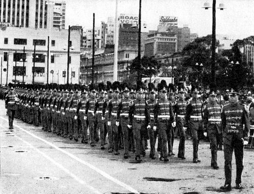 State Presidents Guard, South Africa #0499