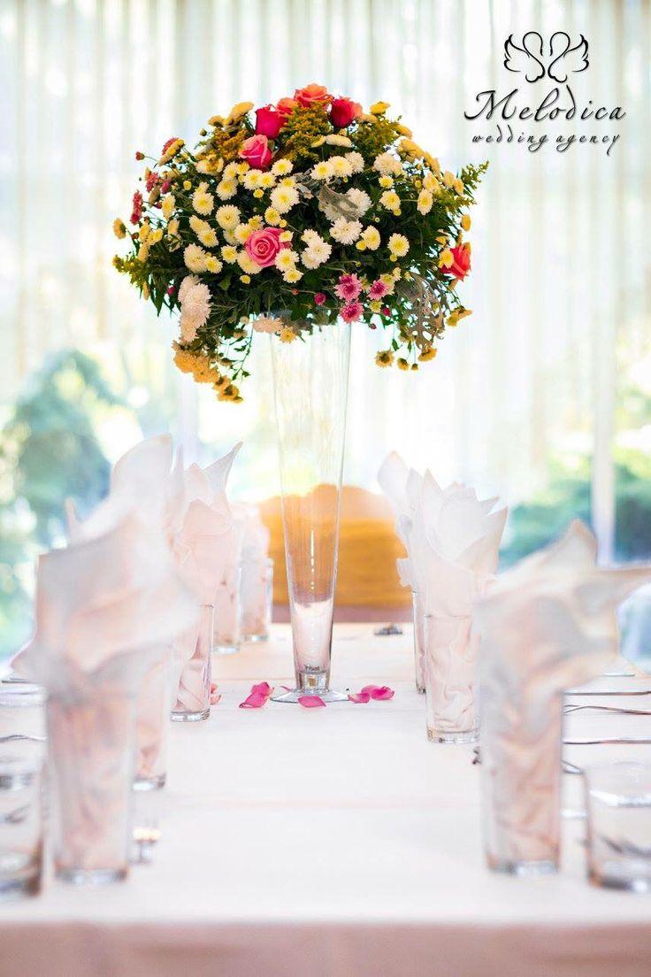 Wedding decoration by Melodica Wedding Agency!