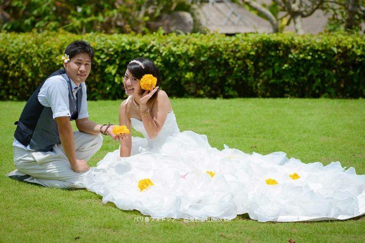 Prewedding in Ayana villa アヤナリゾートでのウェディングフォト