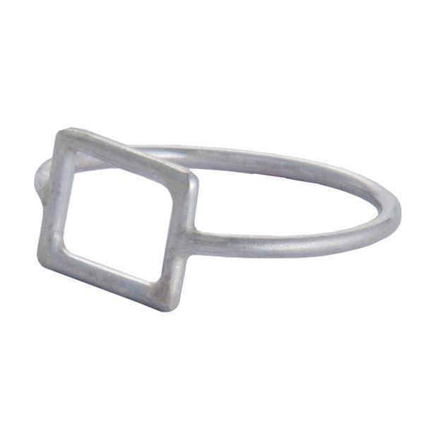 Vitsø Clipsring – Ledring i sølv - Tinga Tango Designbutik - Vitsø. #smykker #vitsø #sølv#fingerring#ring
