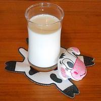 Animal Mug Rug Set (5x7) | All Sew Crafty