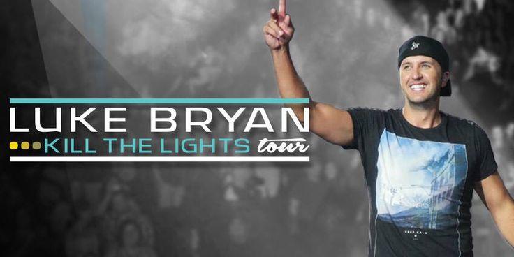 Luke Bryan - 2016 Kill The Light Tour -Bangor, Maine July 17, 2016