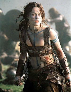 Keira Knightley – King Arthur (2004)   Oscar Stars' Most Embarrassing Roles   Us Weekly