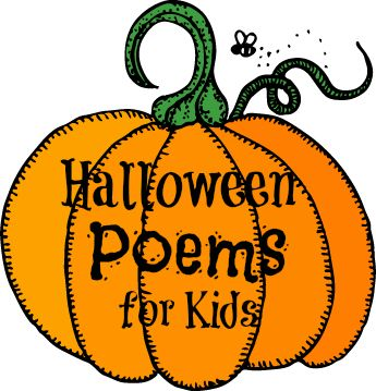 Halloween Poems for Kids. Igga bigga, Hunka bunka, Dinka danka doo.