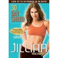 "With three levels to choose from Jillian is sure to have something to challenge you. Even level 1 is no walk in the park. This is a good full body workout that takes advantage of the circuit training approach to help you burn fat faster than toning or cardio alone. Jillian promises that the 20 minutes spent well here will take the place of hours ""phoning it in at the gym"" and I believe her."