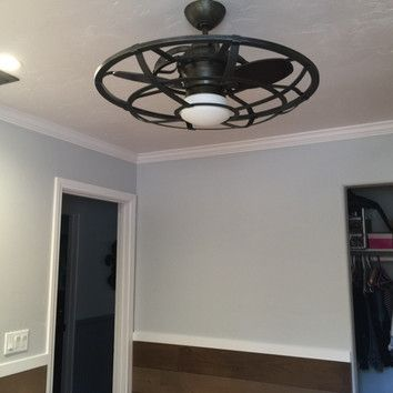 best 25 flush mount ceiling fan ideas on pinterest