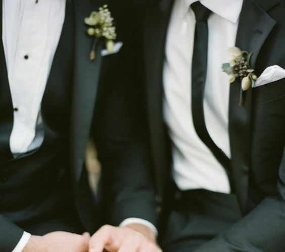THREE MEN LEGALLY MARRY IN COLOMBIA