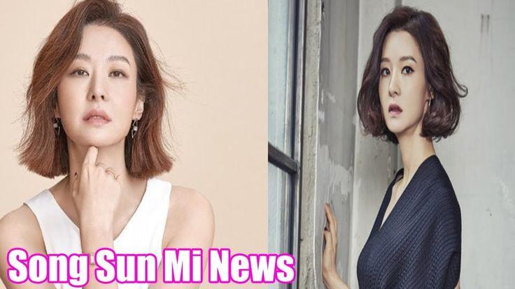 Song Sun Mi's Agency Releases Investigation Details - Korean Star News