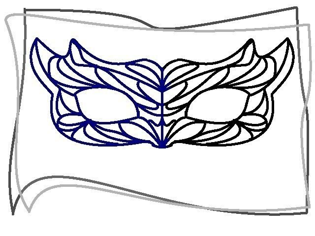 Masquerade mask template the 25 best diy lace masquerade mask the 25 best diy lace masquerade mask template ideas on pinterest masquerade mask template pronofoot35fo Gallery