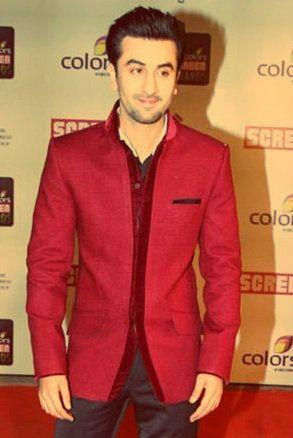 Ranbir-Kapoor at red Carpet Dressing hot