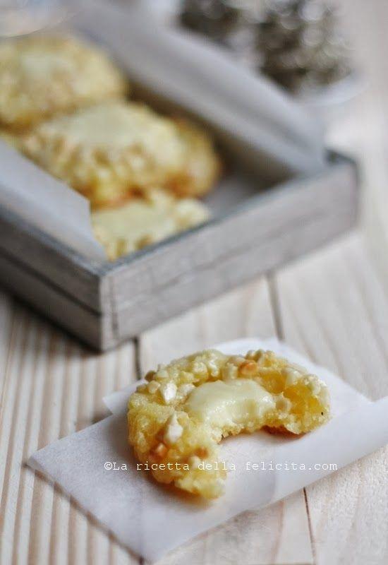 La ricetta della felicità: Biscotti Raffaello... perchè non si vive di solo Rocher!