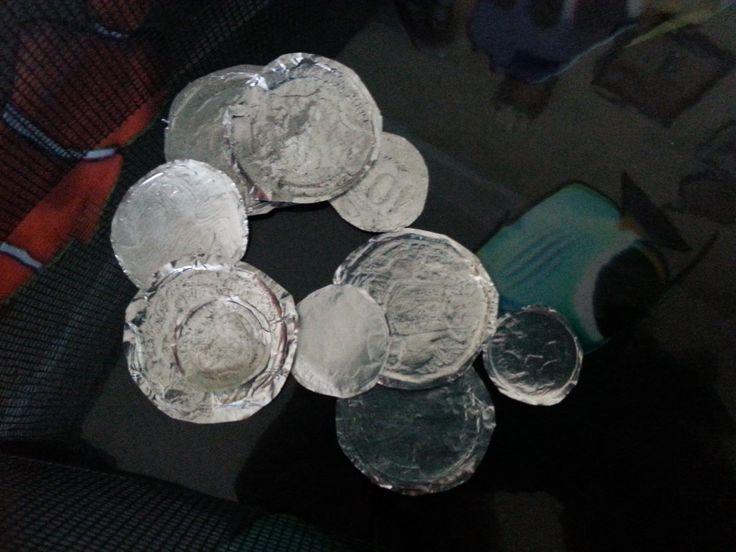 Aluminium Coins 3