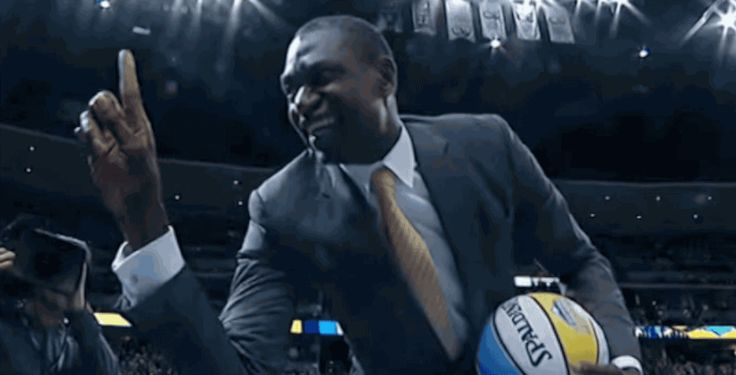 How Dikembe Mutombo's Finger Changed The NBA