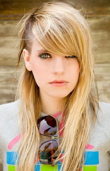 Frisuren Undercut Lange Haare Sidecut Pinterest Undercut And