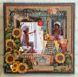 (014)まりあさんの作品。画像をクリックすると、まりあさんのブログ記事を表示します。