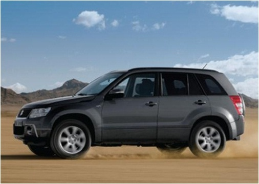 New Suzuki Grand Vitara Philippines