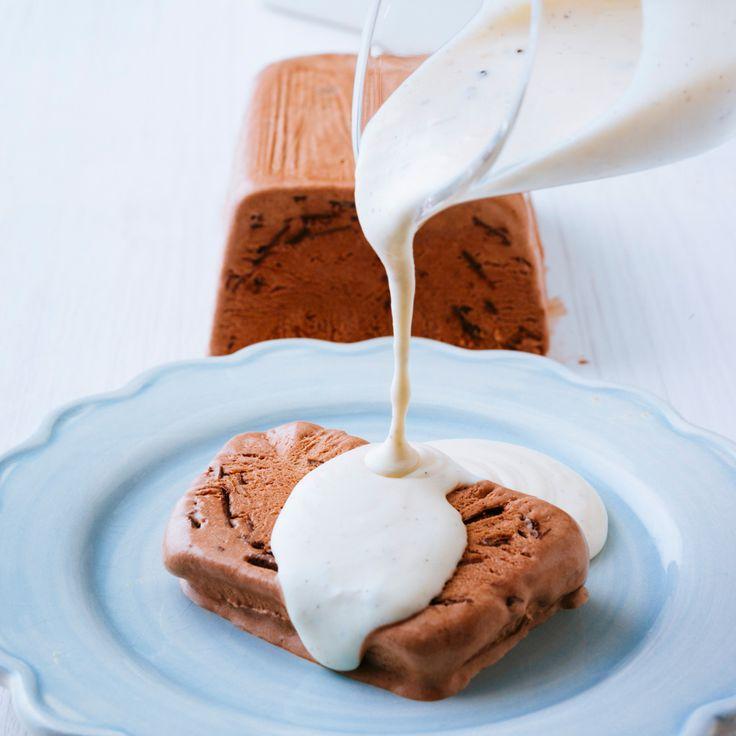 Dieser verführerische Nachtisch ist verboten lecker. Da lohnt sich auch das Warten!