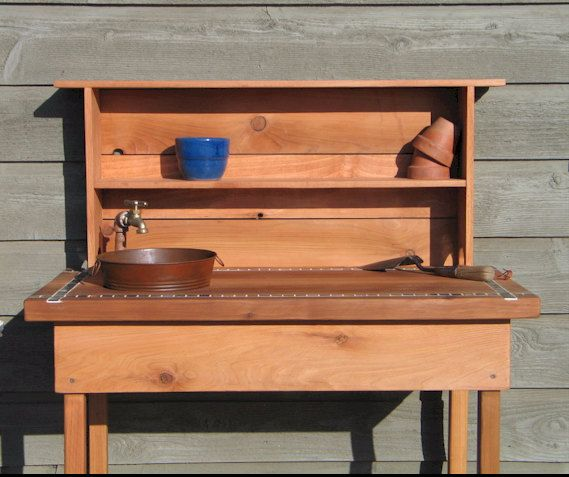 Best 25 Garden Sink Ideas On Pinterest Outdoor Garden Sink Potting Station And Outdoor Sinks