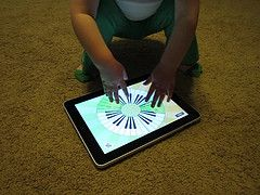 List of iPad apps for students with disabilities