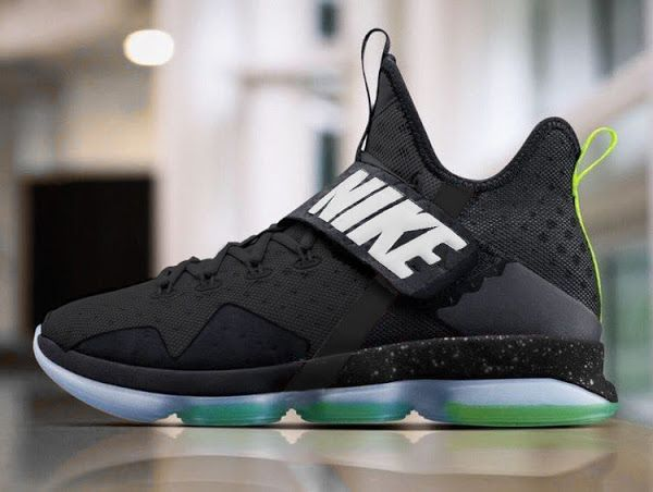 What If Nike Added LeBron 2 Straps to the LeBron 14