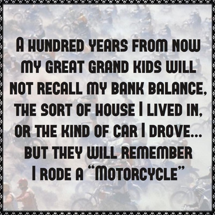 Thanks for sharing this quote, Temecula Motorsports.